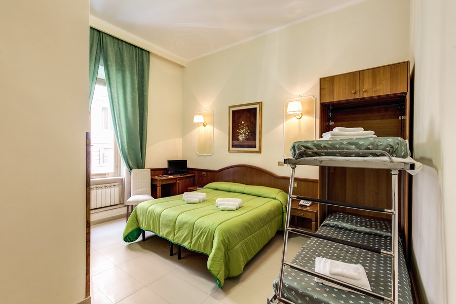 Hotel Cambridge Rome